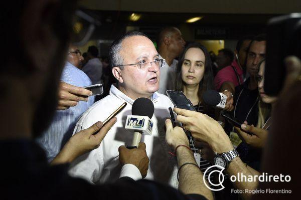 Taques confirma reunião com Silval, mas nega pedido de doação e descredita acordo de ex-governador