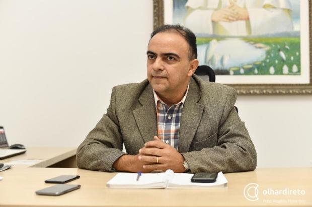 """Vuolo questiona Mauro ter mudado de opinião sobre o VLT: """"tem alguma coisa errada nesse processo"""""""
