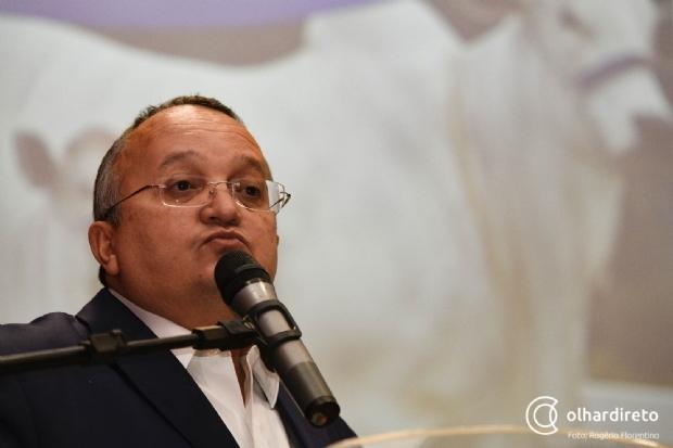 'Ninguém bate em cachorro morto', diz Taques sobre representações de adversários no TRE