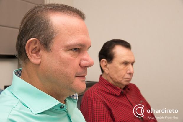 Carlos Bezerra e líderes do MDB reforçam pré-candidatura de Wellington Fagundes ao governo de Mato Grosso