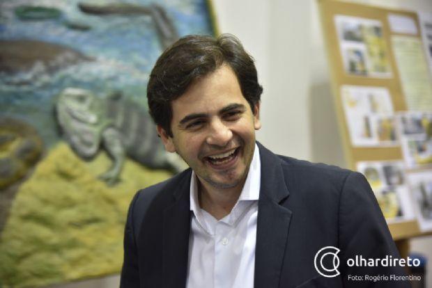 Fábio Garcia é cotado para assumir presidência do DEM em Mato Grosso