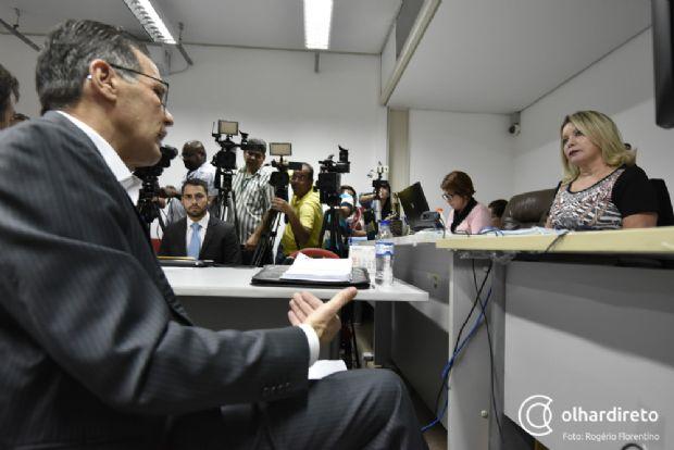 Juíza Selma Arruda foi responsável por manter Silval Barbosa por um ano e nove meses, no Centro de Custódia de Cuiabá