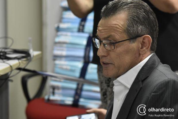 Silval diz que pagou R$ 600 mil em propina a cada deputado para não ter problemas com obras da Copa