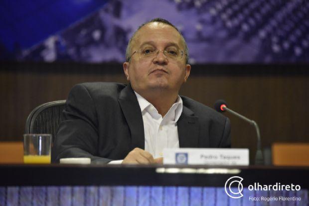 Governador reavalia implantação do VLT na Grande Cuiabá: estamos trabalhando todas as possibilidades