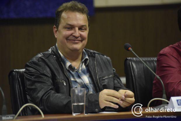 Atual secretário-chefe da Casa Civil, Max Russi vai ser candidato à reeleição de deputado esadual