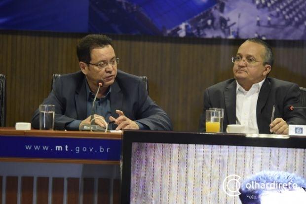Procuradoria reconhece legalidade de pedido de afastamento de Taques; Botelho decide