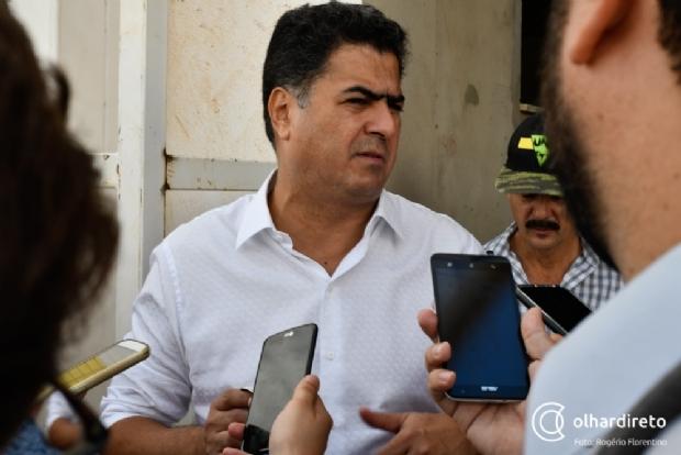 """Emanuel avalia que Taques e Mauro têm perfis """"beligerantes"""" e diz que não vai entrar na briga dos dois"""