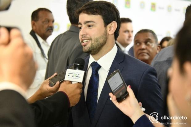Deputado novato apresenta projeto de lei que reduz verba indenizatória em 50%