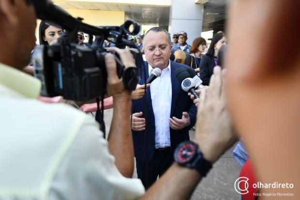 Taques minimiza críticas de casal Campos e diz que Várzea Grande sempre precisará de mais apoio