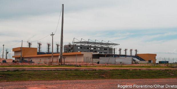 Governo publica 9º aditivo para Centro de Treinamento que devia ter sido entregue para Copa 2014