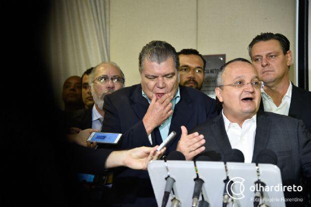 Pedro Taques avisa que congelamento de salários dos servidores vale só para do Poder Executivo