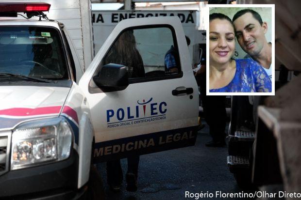 Eletricista morre e esposa fica em estado grave após suposta ingestão de comida envenenada