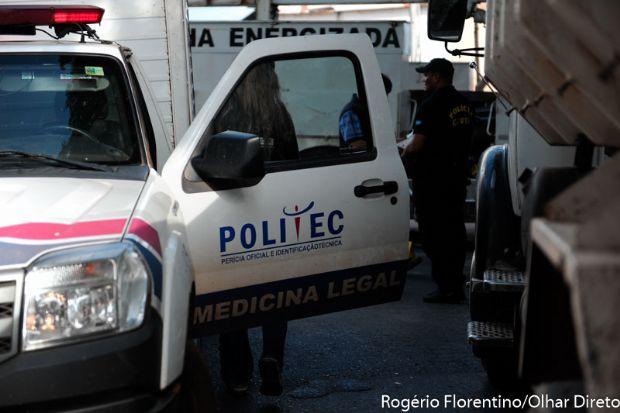 Homem morre esmagado em mecânica após funcionário dar partida com carro engatado