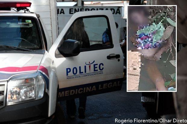 Grávida de seis meses é encontrada morta em córrego; Polícia investiga