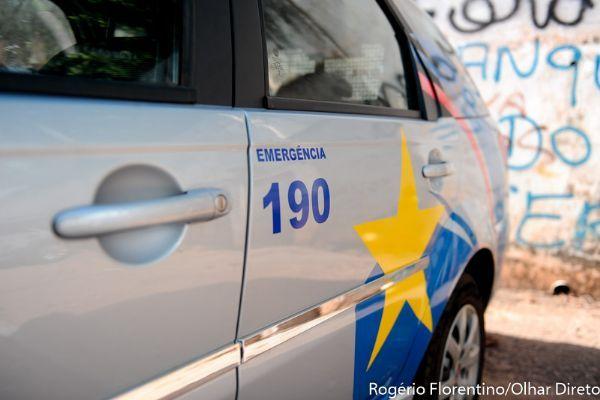 PM prende cinco em Várzea Grande; grupo portava arma, munição, relógios e R$ 1 mil em espécie