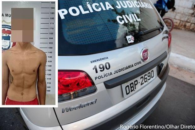 Adolescente confessa ter assassinado professor e diz que mantinha caso com vítima; comparsa nega autoria