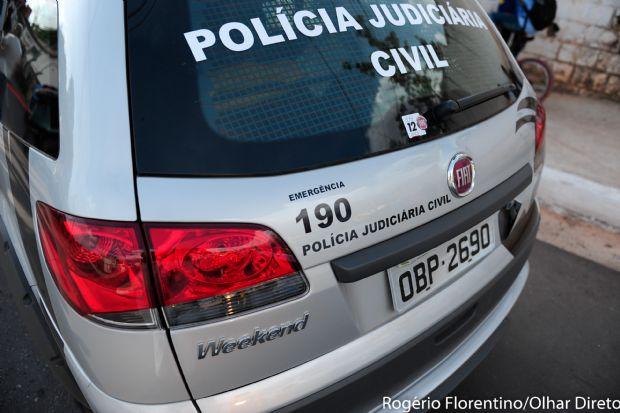 Autor de tentativa de latrocínio contra irmãos em distribuidora é preso; vítimas baleadas no rosto e pulmão