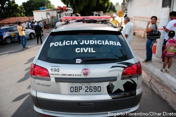 Comerciante é preso por matar mulher com facadas no rosto, pescoço e garganta