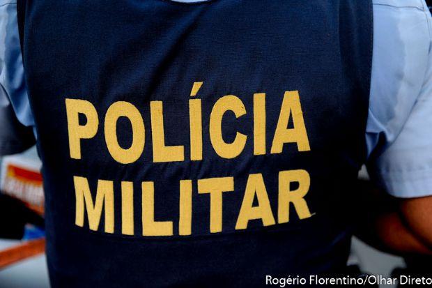 Suspeito quase é linchado após roubar residência em Cuiabá