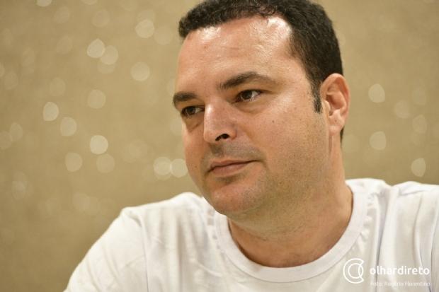 """Defensor de Taques, Marrafon prega """"nova política"""" e não vê contradição em aliança com"""