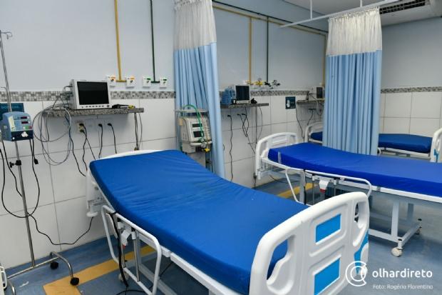 Internações por Covid-19 aumentam 20% em uma semana nos hospitais particulares de Mato Grosso