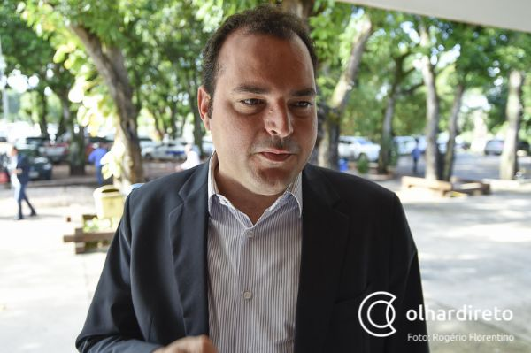 O secretário Marco Marrafon quer reduzir a máquina pública