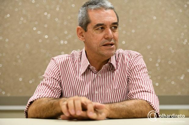 Candidato a vice de Taques defende permanência de governador na vida pública: fez muito por MT