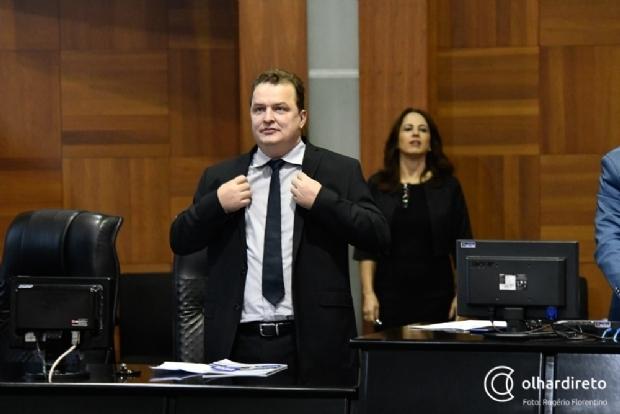 Max Russi deve ser primeiro-secretário de Botelho e Janaína vice-presidente