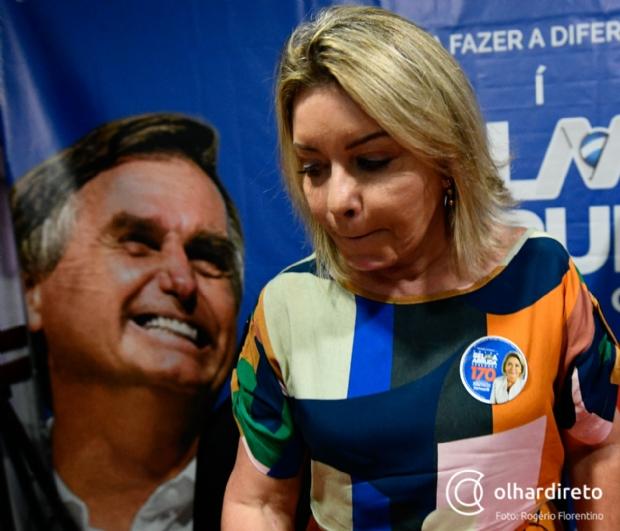 Senadora eleita, Selma Arruda lidera campanha de Bolsonaro em MT e quer vitória