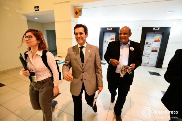 Arthur Nogueira agradece eleitores e deseja sabedoria a Mauro Mendes