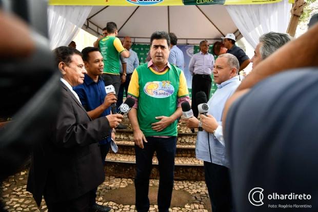Para Emanuel Pinheiro, Taques não está
