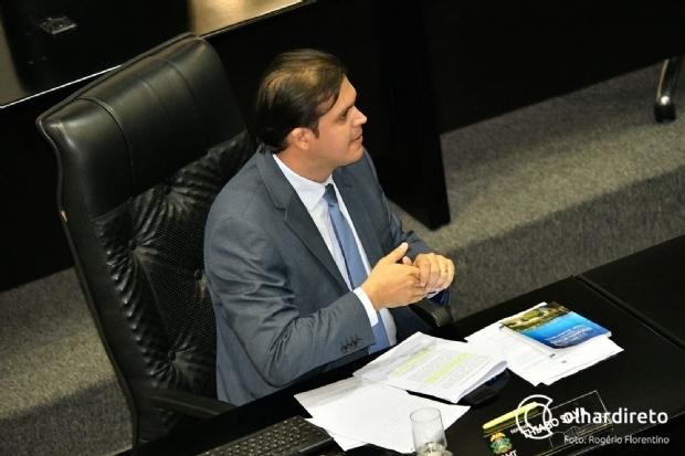 Thiago Silva confirma acordo pela presidência e Wilson Santos fica com relatoria de CPI