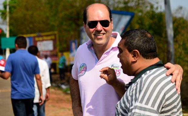Entre Fagundes e Mendes, presidente do MDB diz que único veto é a Pedro Taques