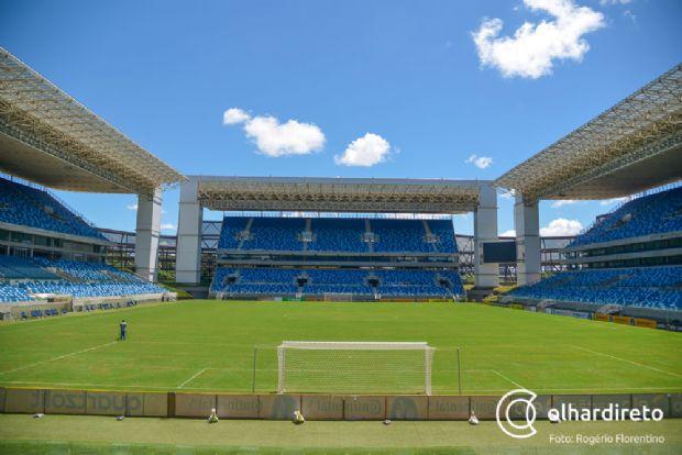 Liga da Justiça e Novo Horizonte disputam final do 'Peladão 2017' na Arena Pantanal; expectativa de 15 mil pessoas
