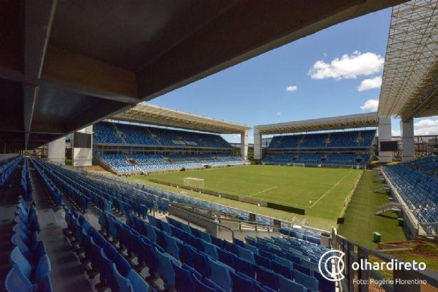 Governo abrirá Arena para torcedores assistirem Flamengo e River Plate na Libertadores