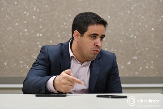 """Niuan nega uso de prefeitura como """"trampolim"""" e se lança a estadual com críticas ao governo"""