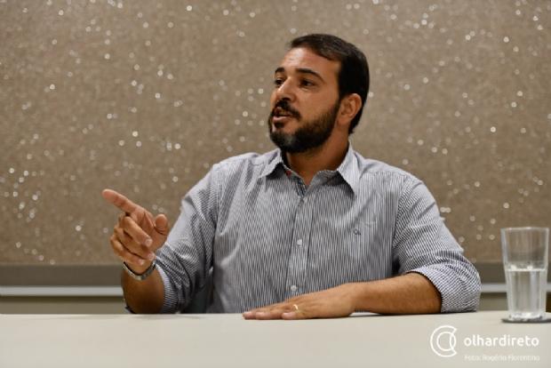 """""""Vamos ver quem tem o novo de verdade ou é só discurso"""", desafia Hiram Melo sobre Senado"""