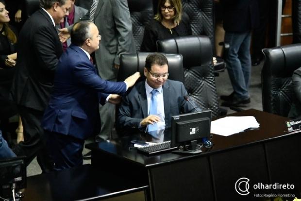 Taques não inclui emendas de deputados em nova LOA e Botelho devolve projeto