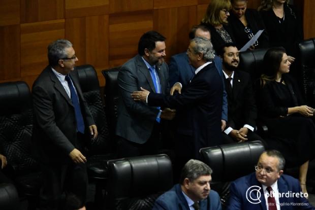 Oscar Bezerra recebeu convite de Jayme Campos para se filiar ao DEM, decidiu escolher outro partido