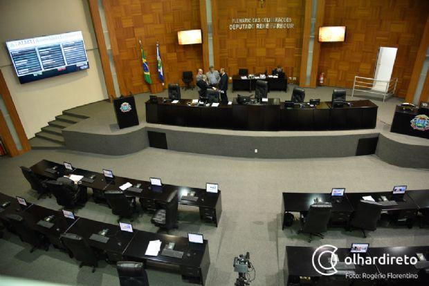 Deputados não apareceram na AL e nem deram bom dia no grupo do WhatsApp, diz Adriano Silva