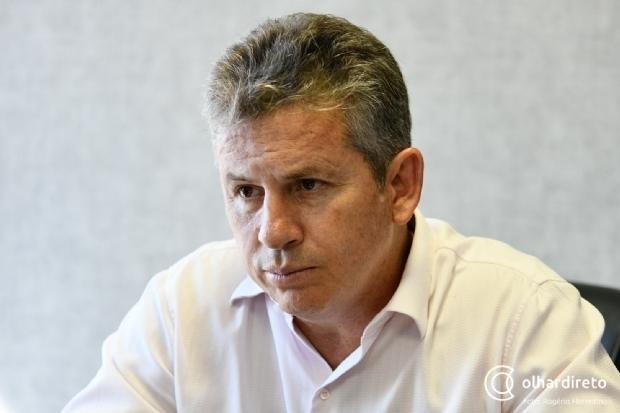 Mauro Mendes faz limpa na Seduc, exonera mais 115 servidores e nomeia 44
