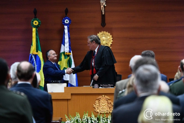 """""""Não tenho receio de ter errado"""", diz Rui Ramos sobre evitar intervenção federal no governo Taques"""