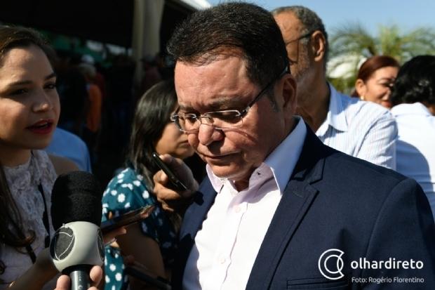 """Botelho pede parecer do TCE para compra de oxigênio e alfineta MPE: """"vão achar que estamos roubando"""""""