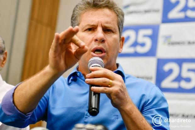 Mendes confirma Malouf como gerente de pagamentos em campanha de Taques e pede explicações ao governador