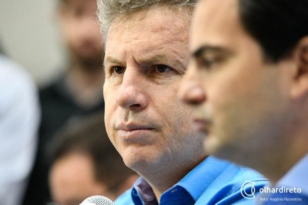Mauro estima que levará ao menos dois anos para organizar contas de MT após gestão Taques