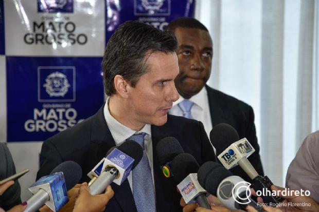 Procurador geral do Estado, Rogério Gallo: