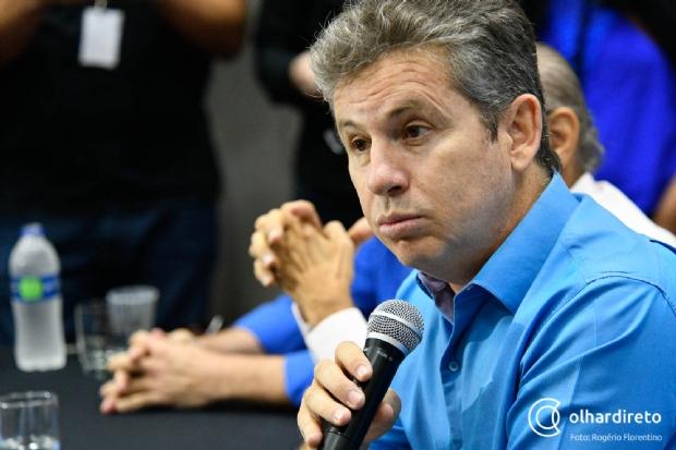 """Mendes afirma que valor pago em duodécimo não é """"adequado"""" e defende redução"""