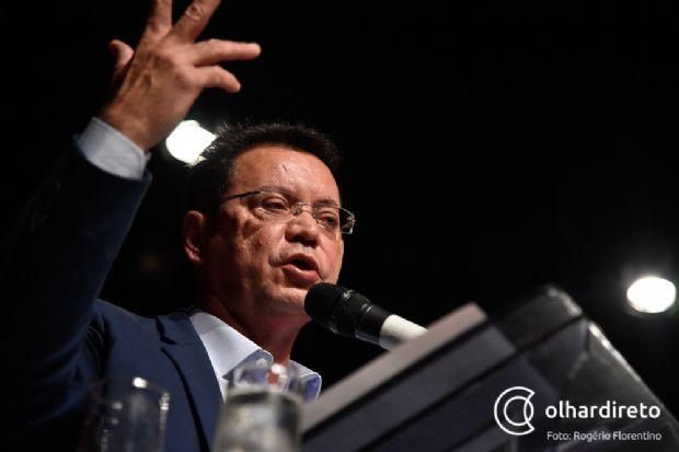 Botelho recebeu ligação de Fabris avisando sobre prisão e diz que deputados vão decidir se o mantém detido
