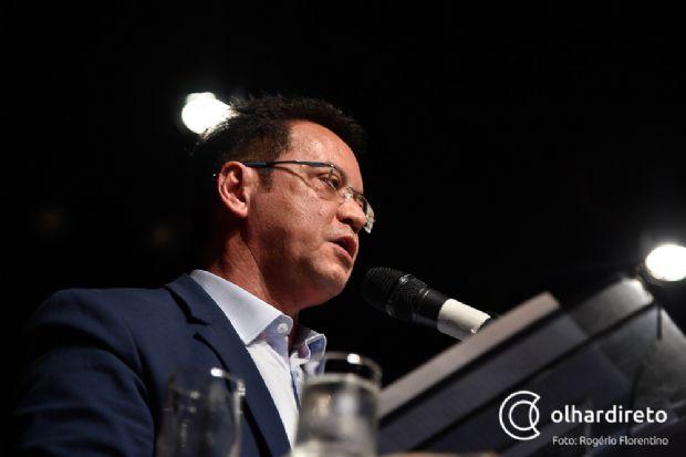 Eduardo Botelho assegura que prioridade é salário dos servidores públicos, saúde e segurança