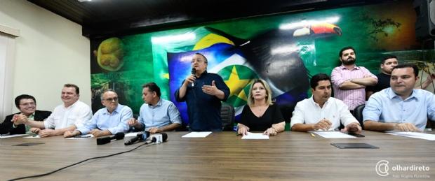 Após prometer resposta nas urnas, Pátio ameniza crise com grupo de Taques: